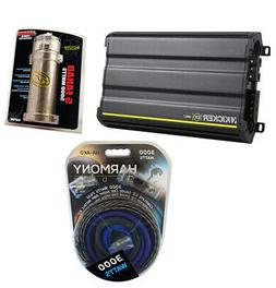 Kicker NEW 12CX12001 1200 Watt Amp Monoblock Car Audio MonoD