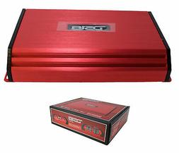 3000 Watt 4 Channel Red DS18 Full Range Class D Amplifier Pr