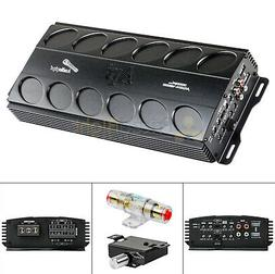 4 Channel Amplifier 3000W Class D Amp Mini Design Car Audio