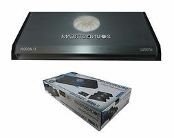 4000W Monoblock Class D Amplifier 1 Ohm Stable w/ LED Accent