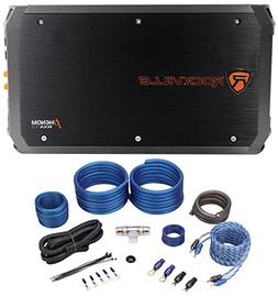 Rockville RXA-T2 2400 Watt Peak/1250w RMS 2-Channel Car Ster