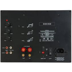 Yung SD300 300W Class D Subwoofer Plate Amplifier Module No