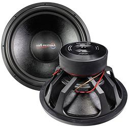 "American Bass 18"" Wooofer 4000 watts max 2 Ohm DVC"