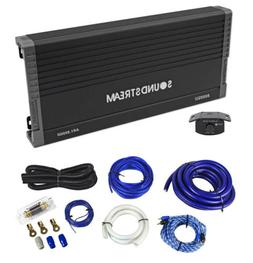 SOUNDSTREAM AR1.8000D ARACHNID Series 8000w Mono Amplifier 1