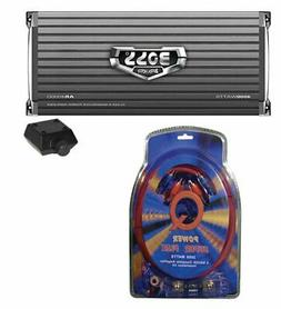 Boss Armor AR4000D 4000w Mono Car Audio Class D Power Amplif