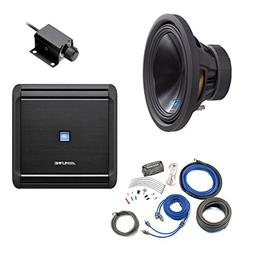 "Alpine Bass Package - Type-S 12"" Subwoofer, MRV-M500 500 wat"