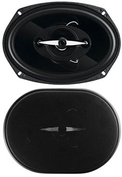 Planet Audio Big Bang 6x9 3-Way Speaker 800W Max