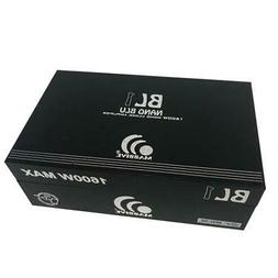 Massive Audio BL1 1600 Watts Nano Blu Series Monoblock Car S