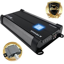 Car Amplifiers - Gravity Audio WZ5000.1D Warzone 5000W Class