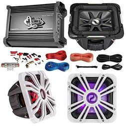 """Car Subwoofer And Amp Combo: Kicker S10L74 10"""" Audio Subwoof"""
