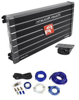 Power Acoustik CB1-8000D 4000 Watt RMS Mono Amplifier Car Au
