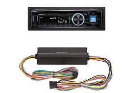 Alpine Advanced Bluetooth CD Receiver with KTP-445A - Alpine