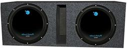 "Planet Audio 12"" 3600W DVC Subwoofer AC12D +Dual 12"" Vented"