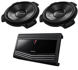 Kenwood eXcelon KFC-XW120 12 inch Subwoofer with  Kenwood K
