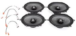 2005-2010 Ford F-750 Complete Factory Replacement Speaker Pa
