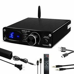 FXAUDIO HiFi Bluetooth 5.0 Class D Amplifier Home Audio with