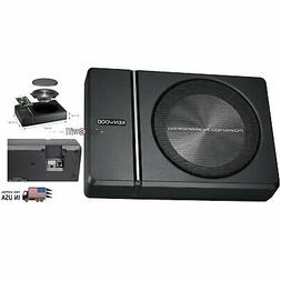 "KENWOOD KSC-PSW8 SLIM POWERED BASS 8"" CLASS D AMPLIFIER CAR"