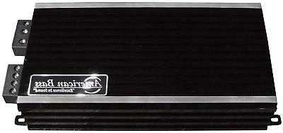 American Bass 2500W Max Micro-Technology,