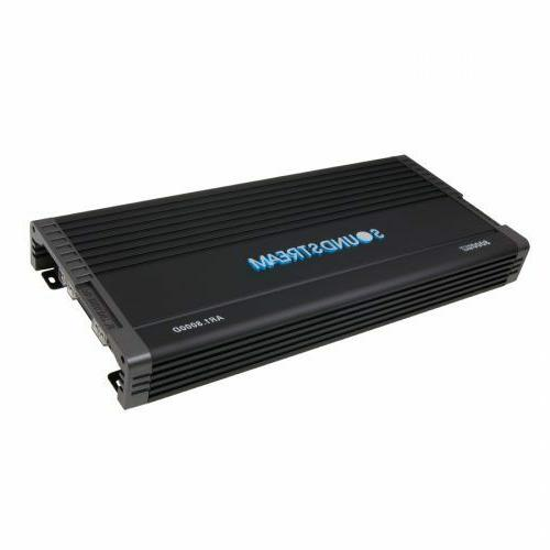 NEW Soundstream AR1.8000D Watts Mono Class D Subwoofer Amplifier BASS AMP