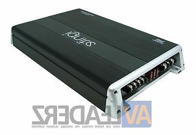 Ignite Audio R3000/1D, Class D Mono Car Amplifier Peak Power