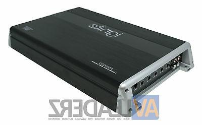 Ignite Audio D Block Car Amplifier - Peak