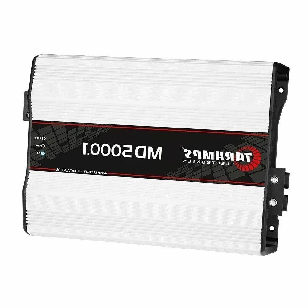 authentic taramps md5000 1 ohm class d