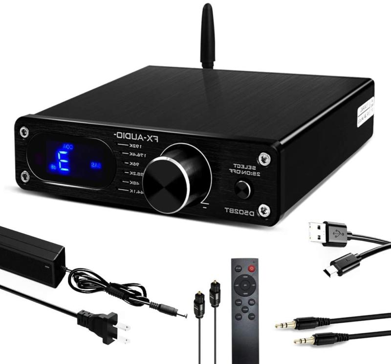 Class Audio With Subwoofer Output, 2