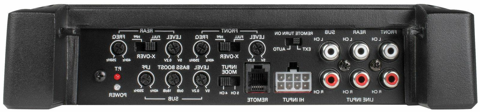 MTX RMS 5-Channel