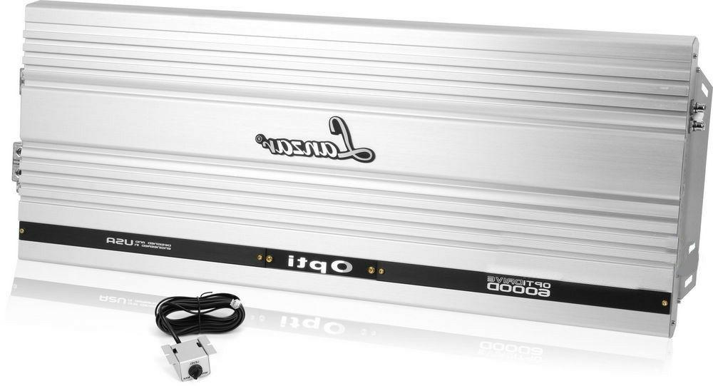 NEW 6000W Digital Competition Class Amplifier +