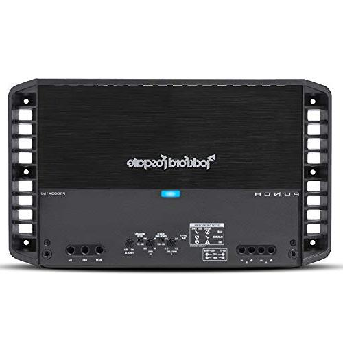 Rockford Punch Amplifier