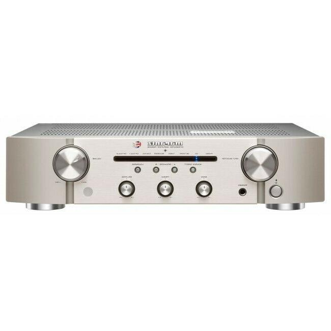 pm6006 uk edition integrated amplifier with digital