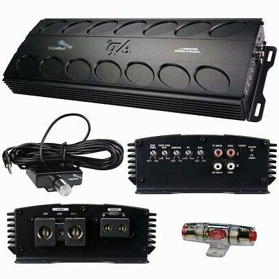 Kicker CX1200.1 2400W Mono D Car Amplifier Audio Amp 1200W R