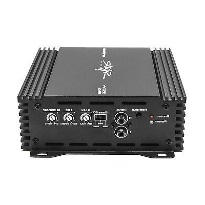 NEW SKAR RP-350.1D 380 MAX POWER CLASS D AMPLIFIER