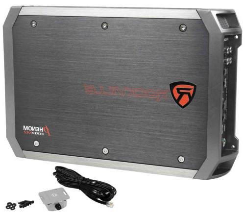 Rockville 3000 RMS Mono D 1 Ohm Stereo Amp