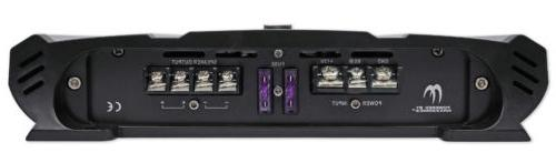 Autotek SS1800.1D Super 1800w Amplifier Class D Amp+Remote