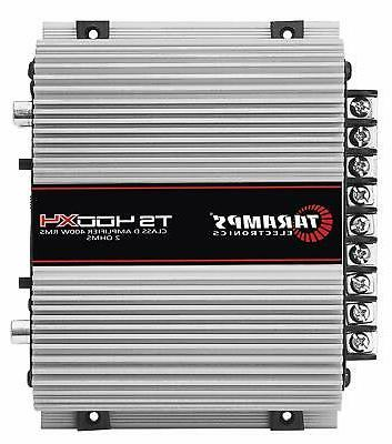Taramps TS400X4 Full 2 Ohm 4 Channel 400W Class Car Audio Amplifier