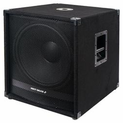 "Sound Town METIS 2400W 18"" Powered Subwoofer w/ Class-D Ampl"