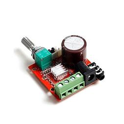 Solu 12v Mini Hi-fi Pam8610 Audio Stereo Amplifier Board / 2