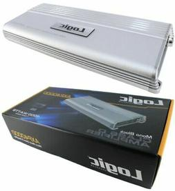 Mono Block Class D Amplifier 4000W 1 Ohm Stable Car Audio Am