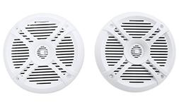 Pair Rockville RMSTS65W 6.5 800 Watt Waterproof Marine Boat