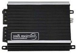 American Bass PH1600MD Class D Amplifier 1600W Phantom Micro