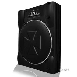 PYLE PLBASS2.8 8IN ACTIVE AMPLIFIED SUBWOOFER SYSTEM SUPER S