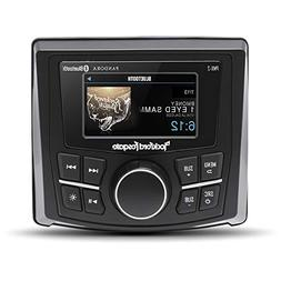 Rockford Fosgate PMX-2 Punch Marine Compact AM/FM/WB Digital