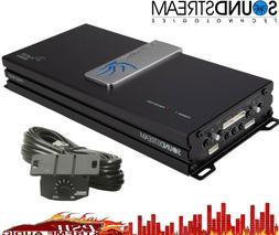 PN5640D Soundstream Small Space 640 Watt 2-Ohm Stable 5 Ch.