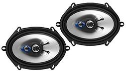 Planet Pulse Series 5X7 3-Way Speakers