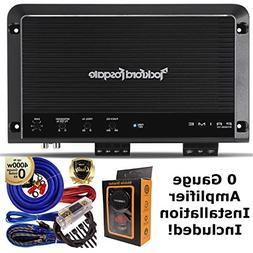 Rockford Fosgate R1200-1D Prime 1200 Watts Class D 1-Channel