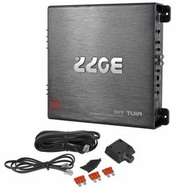 BOSS Audio R2400D - Riot 2400 Watt, 1, 2, 4 Ohm Stable Class