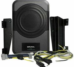 "Alpine Restyle PWE-S8-WRA 8"" Amplified Subwoofer NEW  SHIPPI"