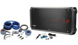 Rockville RXD-M4 6000 Watt/3000W RMS Mono Car Amplifier+100%