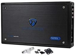 New Rockville RXM8BTB 8 Channel 1500 Watt Marine/Boat Amplif